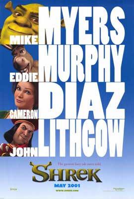 Shrek - 11 x 17 Movie Poster - Style C