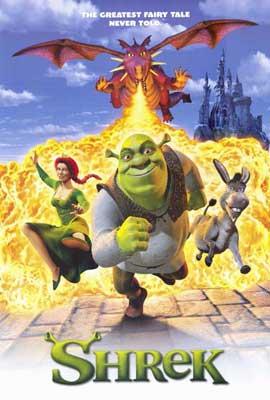 Shrek - 27 x 40 Movie Poster - Style A