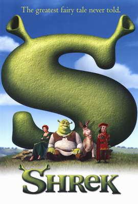 Shrek - 27 x 40 Movie Poster - Style B