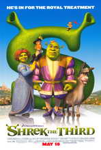 Shrek the Third - 27 x 40 Movie Poster - Style C