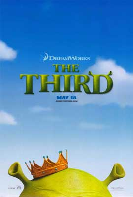 Shrek the Third - 27 x 40 Movie Poster - Style A