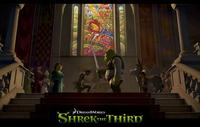 Shrek the Third - 11 x 17 Movie Poster - Style C