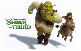 Shrek the Third - 11 x 17 Movie Poster - Style F
