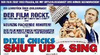 Shut Up and Sing - 20 x 40 Movie Poster - Switzerland Style A