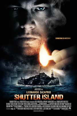 Shutter Island - 11 x 17 Movie Poster - Swedish Style A