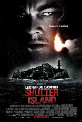 Shutter Island - 11 x 17 Movie Poster - Style C