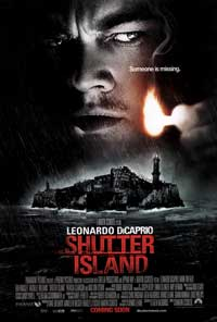Shutter Island - 43 x 62 Movie Poster - Bus Shelter Style A
