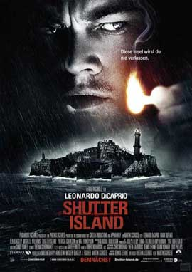 Shutter Island - 11 x 17 Movie Poster - German Style A