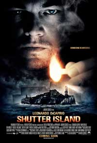 Shutter Island - 43 x 62 Movie Poster - Bus Shelter Style B
