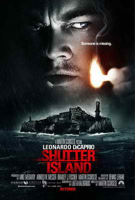 Shutter Island - 27 x 40 Movie Poster - Style C