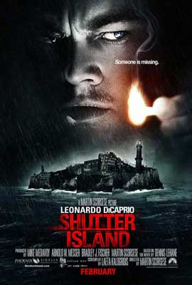 Shutter Island - 11 x 17 Movie Poster - Style E