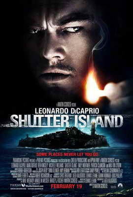 Shutter Island - 11 x 17 Movie Poster - Style F