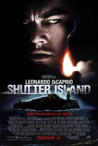 Shutter Island - 43 x 62 Movie Poster - Bus Shelter Style C