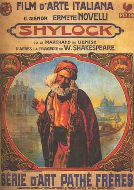 Shylock - 11 x 17 Movie Poster - French Style A