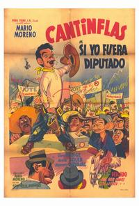 Si yo fuera diputado - 27 x 40 Movie Poster - Spanish Style A