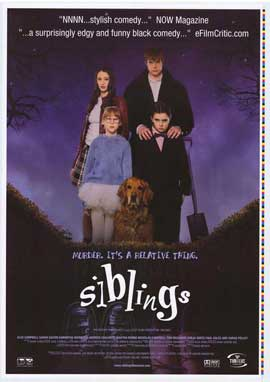 Siblings - 11 x 17 Movie Poster - Style A