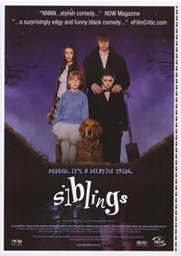 Siblings - 27 x 40 Movie Poster - Style A