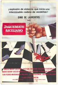 Sicilian Checkmate - 27 x 40 Movie Poster - Spanish Style A