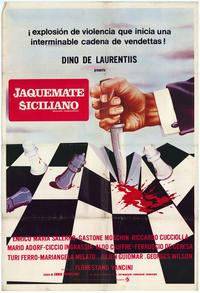 Sicilian Checkmate - 27 x 40 Movie Poster - Style A