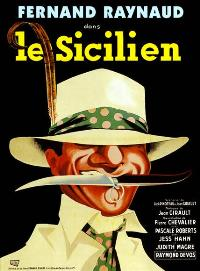 Sicilien, Le - 27 x 40 Movie Poster - French Style A