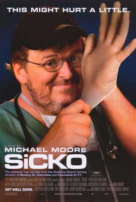 Sicko - 27 x 40 Movie Poster - Style A