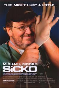 Sicko - 43 x 62 Movie Poster - Bus Shelter Style A
