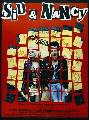 Sid & Nancy - 27 x 40 Movie Poster - French Style A