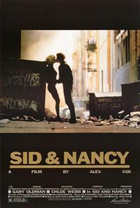 Sid & Nancy - 11 x 17 Movie Poster - Style A