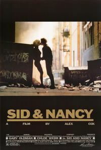 Sid & Nancy - 27 x 40 Movie Poster - Style A