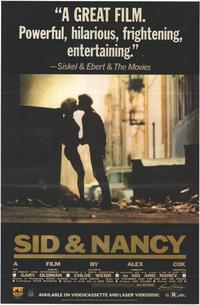 Sid & Nancy - 27 x 40 Movie Poster - Style B