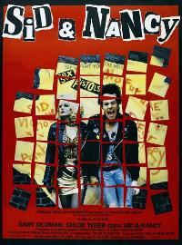Sid & Nancy - 11 x 17 Movie Poster - French Style A