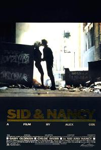Sid & Nancy - 27 x 40 Movie Poster - Style D