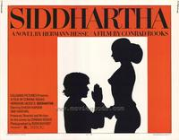 Siddhartha - 22 x 28 Movie Poster - Half Sheet Style A