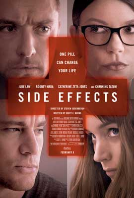 Side Effects - DS 1 Sheet Movie Poster - Style A