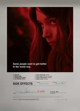 Side Effects - 11 x 17 Movie Poster - Style B