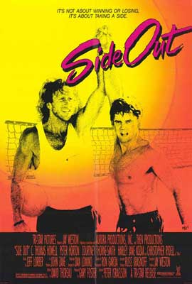 Side Out - 27 x 40 Movie Poster - Style A