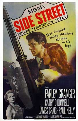 Side Street - 11 x 17 Movie Poster - Style A