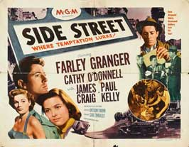 Side Street - 11 x 14 Movie Poster - Style A