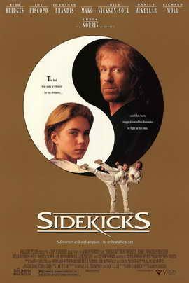 Sidekicks - 11 x 17 Movie Poster - Style A