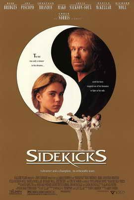 Sidekicks - 27 x 40 Movie Poster - Style A