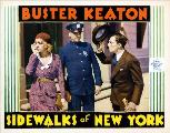 Sidewalks of New York - 30 x 40 Movie Poster UK - Style A