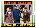Sidewalks of New York - 11 x 14 Movie Poster - Style B