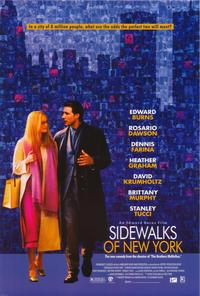 Sidewalks of New York - 11 x 17 Movie Poster - Style B