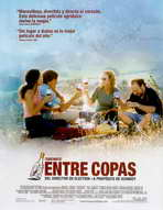 Sideways - 27 x 40 Movie Poster - Spanish Style A