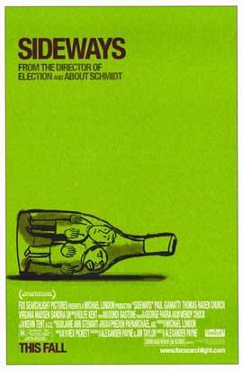 Sideways - 11 x 17 Movie Poster - Style A