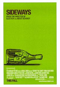Sideways - 43 x 62 Movie Poster - Bus Shelter Style A