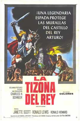 Siege of the Saxons - 11 x 17 Movie Poster - Spanish Style A