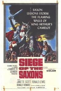 Siege of the Saxons - 27 x 40 Movie Poster - Style A