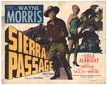 Sierra Passage - 22 x 28 Movie Poster - Half Sheet Style A
