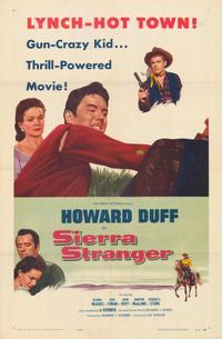 Sierra Stranger - 11 x 17 Movie Poster - Style A